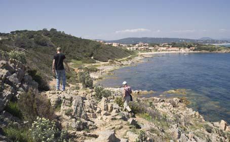 Balades nature guid es site officiel de l 39 office de tourisme de sainte maxime - Office tourisme sainte maxime ...