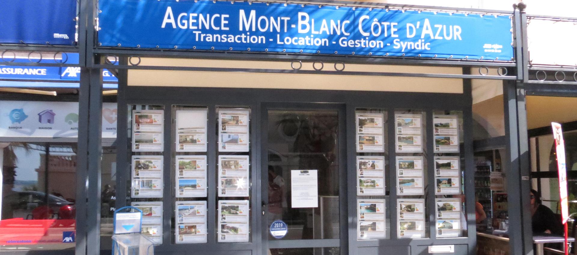 Agence Mont-Blanc Côte d'Azur 2