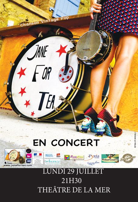 Concert: Jane for tea