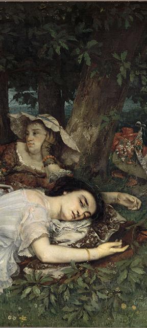 Exposition Gustave Courbet Le Peintre Du Reel