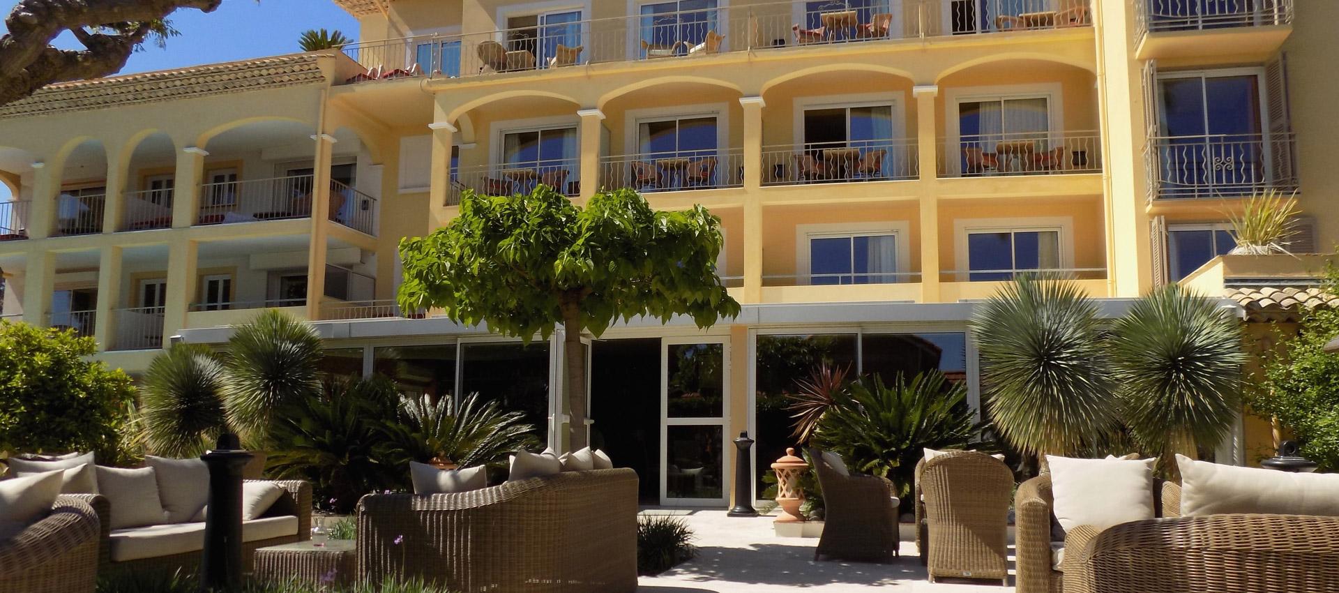 Hôtel Best Western Plus Montfleuri 8