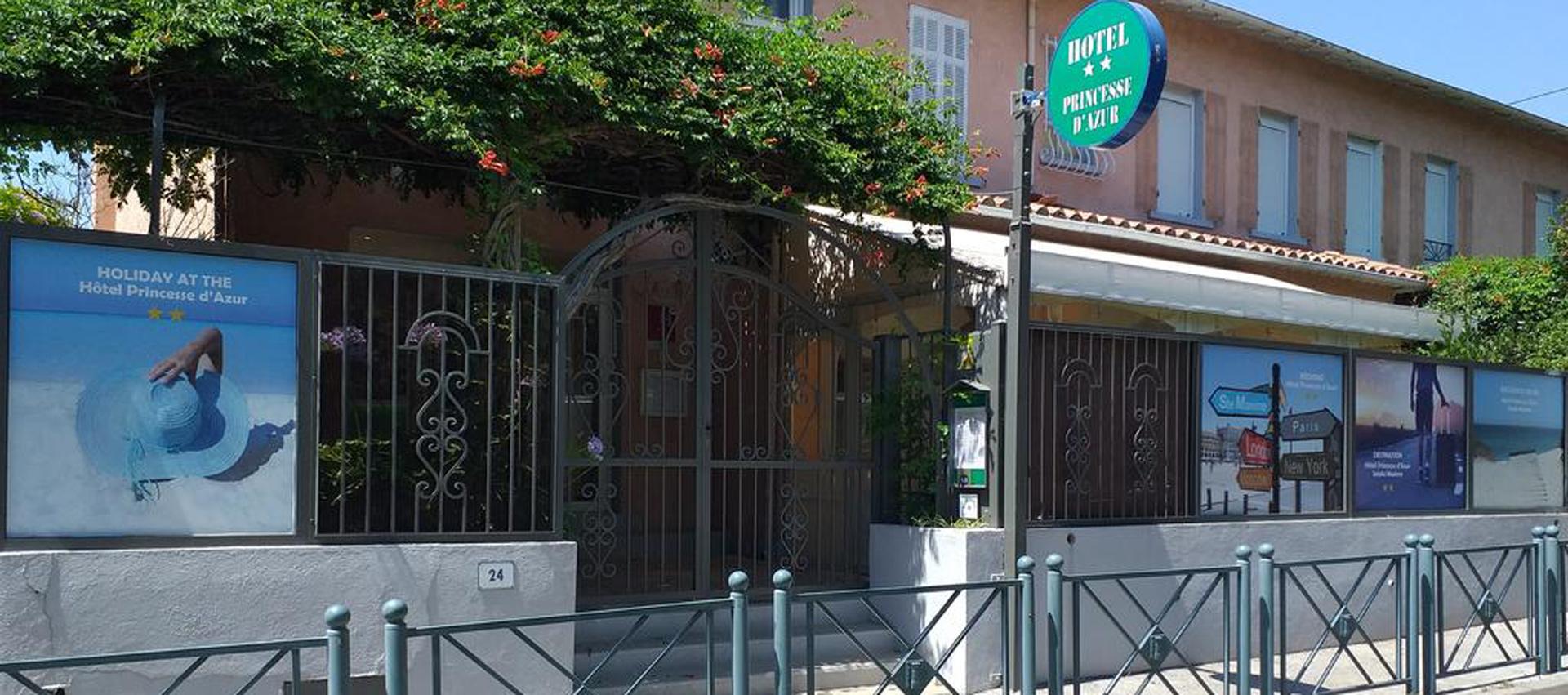 Hôtel Princesse d'Azur 4