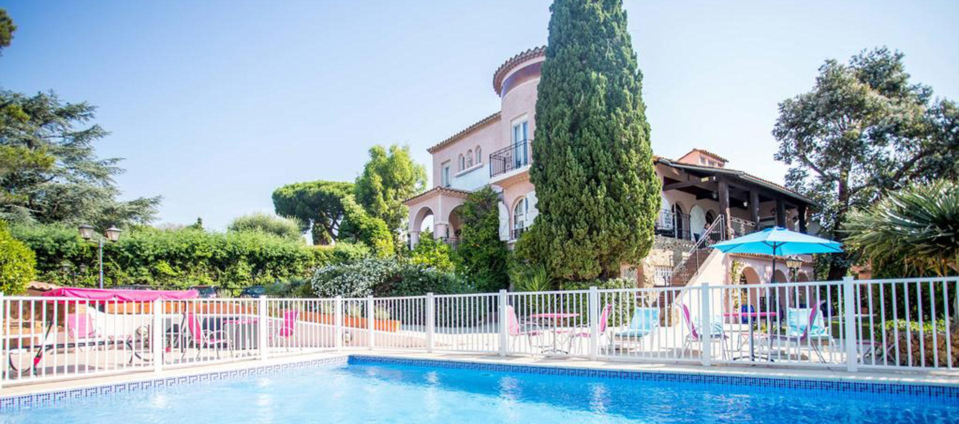 Hotel Villa des Anges 4