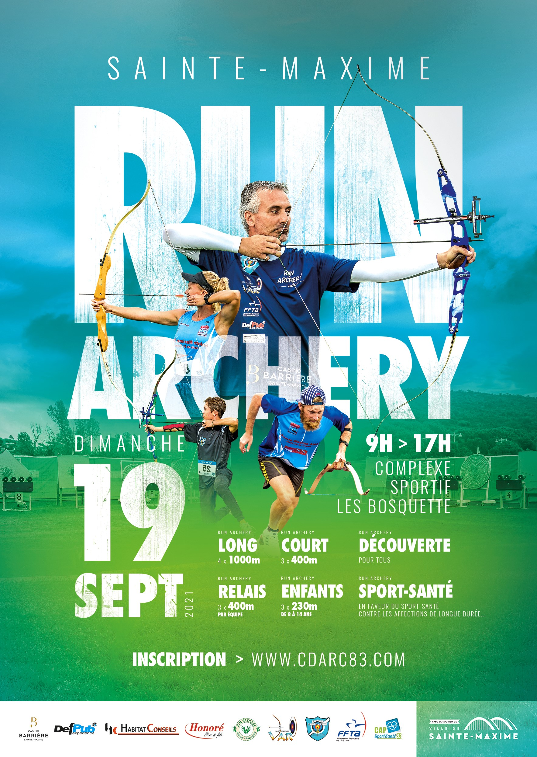 Run archery 2
