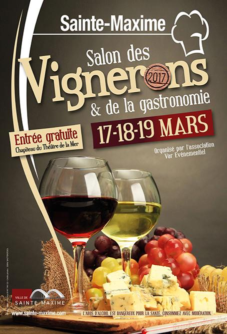 Salon des vignerons et de la gastronomie for Salon de la gastronomie brest 2017