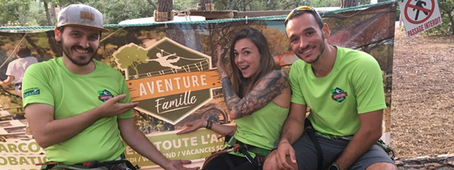 Aventure famille 1