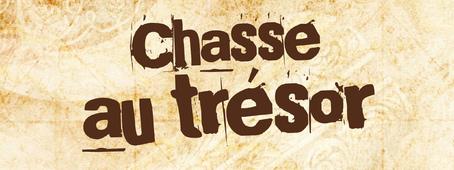 Chasse au trésor 1