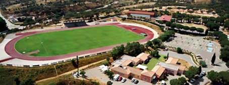 Complexe sportif des Bosquette 1
