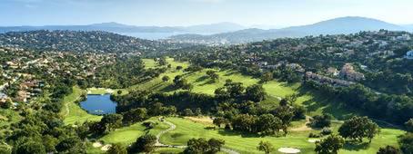 Golf Blue Green 1