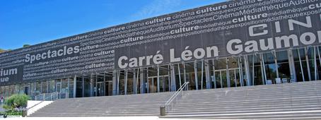 Vue extérieure Carré Léon Gaumont