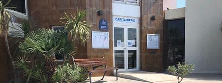 Capitainerie de Sainte-Maxime