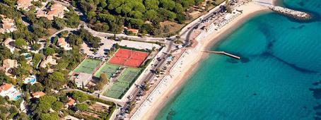 Sainte-Maxime Tennis 1