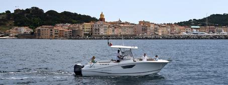 Taxi Bateau Le Marlin 1