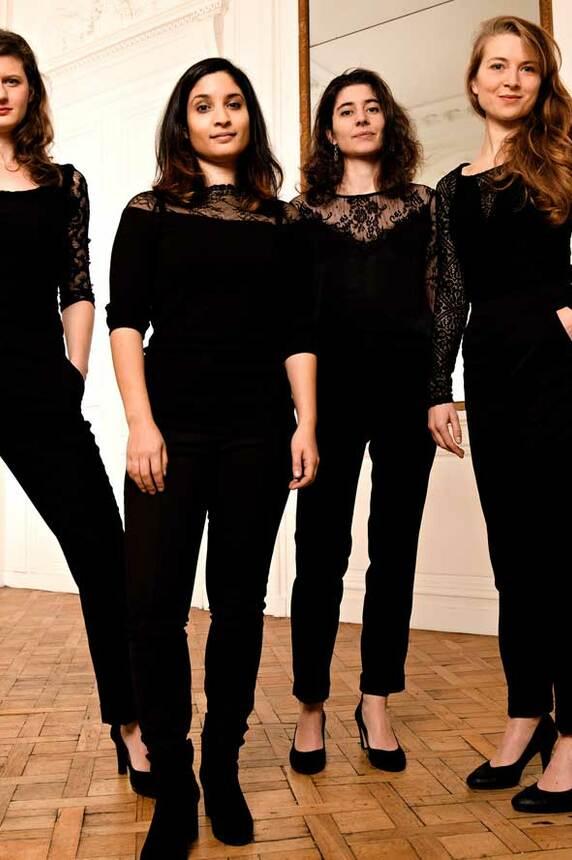 Quatuor Akilone 4