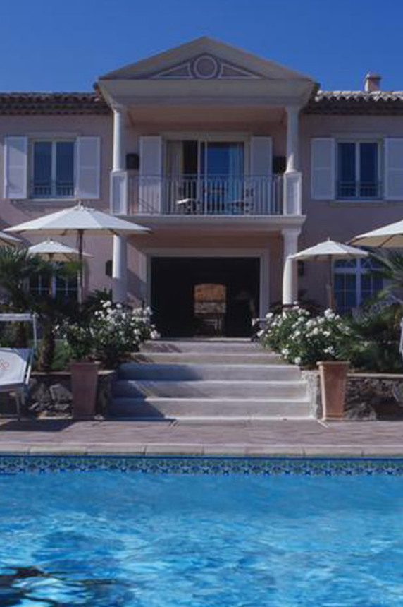 Hotel Villa Les Rosiers 2