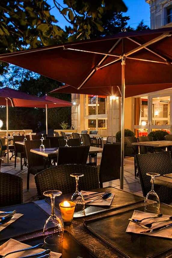 Restaurant Les Tourelles 4